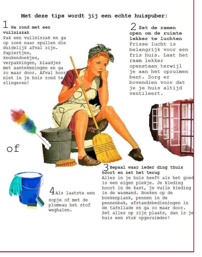 5 tips voor opruimen vintage holland for Tips opruimen
