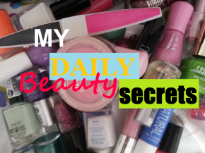my daily beautysecrets