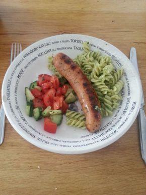 recept: groene pastapesto